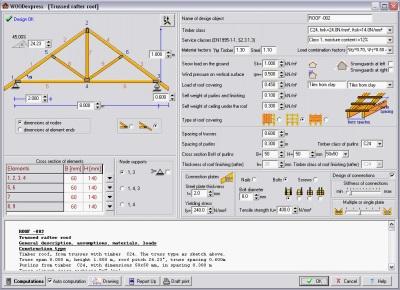 Software Calcolo Legno e Legno Lamellare > Eiseko Computers