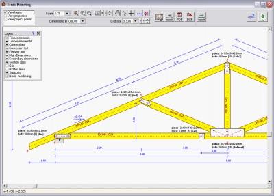 Software Calcolo Legno E Legno Lamellare Gt Eiseko Computers