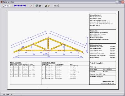 Free Timber Truss Design Software
