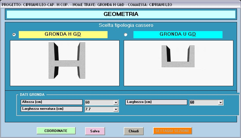 software calcolo travi di gronda