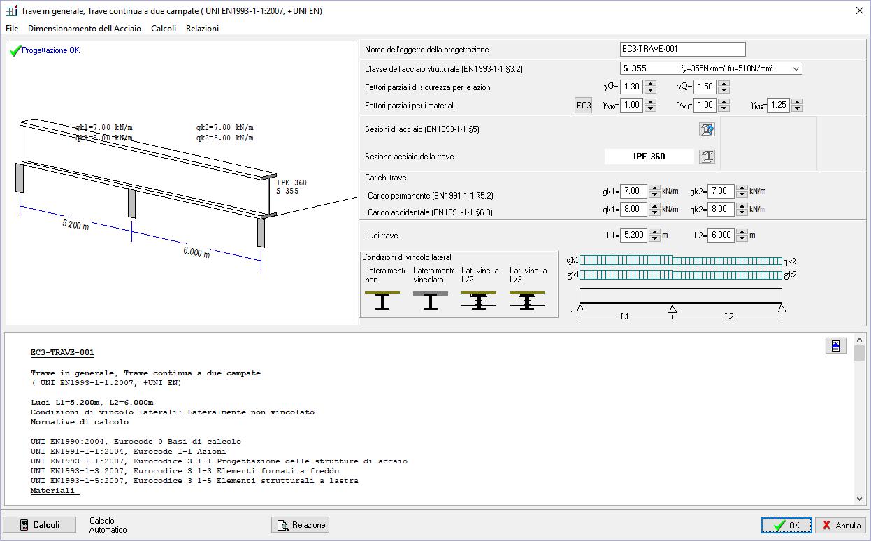 Progetto Capriata In Legno eurocodeexpress software per il calcolo con gli eurocodici