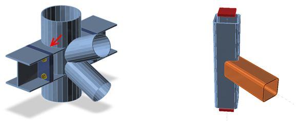nuovi metodi per tagliare i componenti d'acciaio