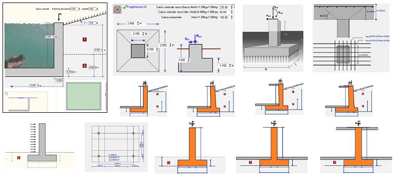 BETONexpress: calcolo strutture ca