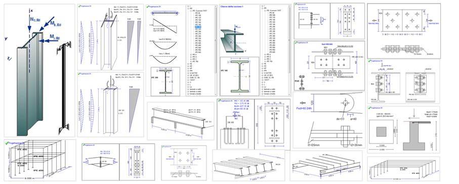 STEELexpress: calcolo acciaio