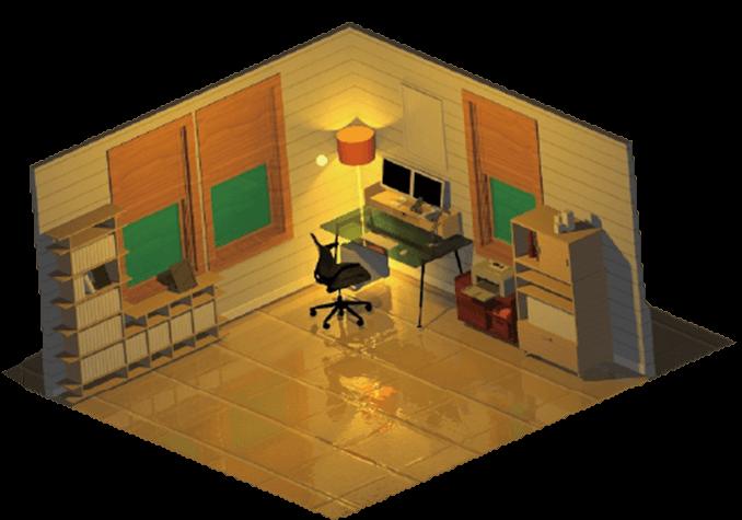 rendering zwcad
