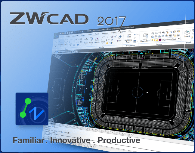 zwcad 2017 download free
